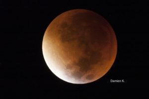 Eclipse totale de Lune @ Aire de jeu d'Epona | Florange | Grand Est | France